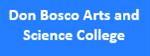 DBASC-Don Bosco Arts and Science College
