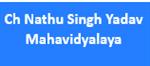 CNSYM-Ch Nathu Singh Yadav Mahavidyalaya
