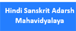 HSAM-Hindi Sanskrit Adarsh Mahavidyalaya