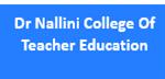 DNCTE-Dr Nallini College Of Teacher Education