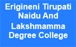 ETNLDC-Erigineni Tirupati Naidu And Lakshmamma Degree College