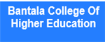BCHE-Bantala College Of Higher Education