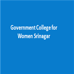 GCW-Government College for Women Srinagar