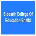 SCEB-Siddarth College Of Education Bhalki