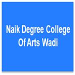 NDCAW-Naik Degree College Of Arts Wadi