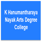 KHNADC-K Hanumantharaya Nayak Arts Degree College