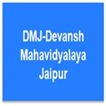 DMJ-Devansh Mahavidyalaya Jaipur