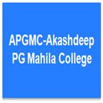 APGMC-Akashdeep PG Mahila College