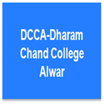 DCCA-Dharam Chand College Alwar
