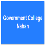 GC-Government College Nahan