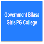 GBGPGC-Government Bilasa Girls PG College