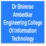 DBAECIT-Dr  Bhimrao Ambedkar Engineering College Of Information Technology