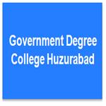 GDC-Government Degree College Huzurabad