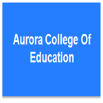 ACE-Aurora College Of Education