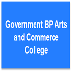 GBPACC-Government BP Arts and Commerce College