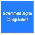 GDC-Government Degree College Nerella