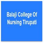 BCN-Balaji College Of Nursing Tirupati