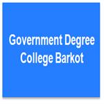 GDC-Government Degree College Barkot