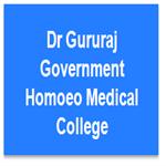 DGGHMC-Dr Gururaj Government Homoeo Medical College