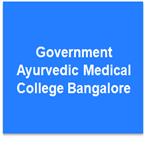 GAMCB-Government Ayurvedic Medical College Bangalore