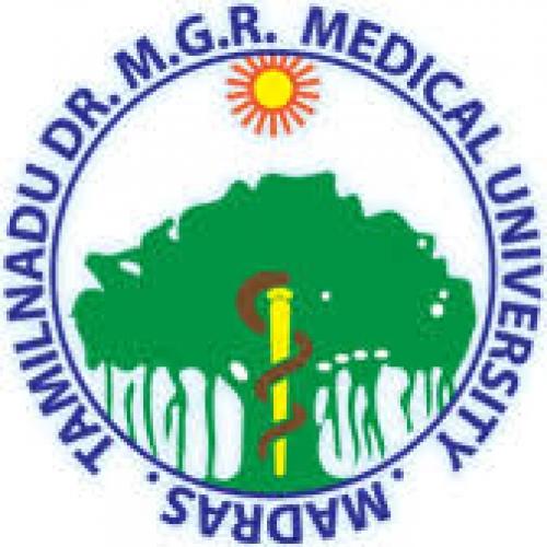 DMGRMU-Dr MGR Medical University