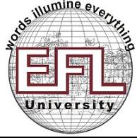 EFLU-English and Foreign Languages University