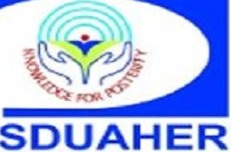 SDUAHER-Sri Devaraj Urs Academy of Higher Education and Research