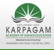 KAHE-Karpagam Academy of Higher Education