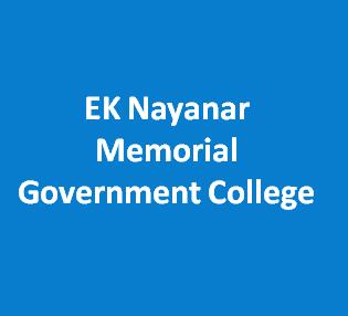 EKNMGC-EK Nayanar Memorial Government College