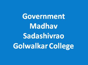 Government Madhav Sadashivrao Golwalkar College