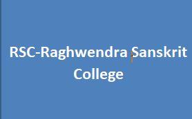 RSC-Raghwendra Sanskrit College