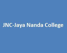 JNC-Jaya Nanda College