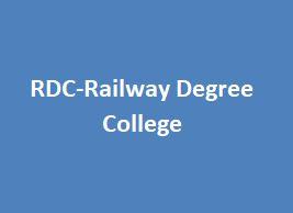 RDC-Railway Degree College
