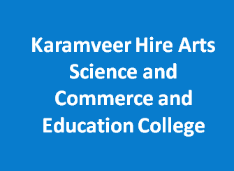 KHASCEC-Karamveer Hire Arts Science and Commerce and Education College