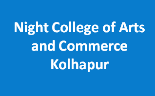 NCACK-Night College of Arts and Commerce Kolhapur