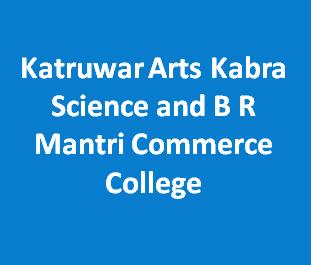 KAKSBRMCC-Katruwar Arts Kabra Science and B R Mantri Commerce College