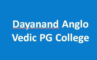 DAVPGC-Dayanand Anglo Vedic PG College