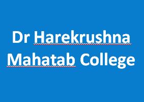 DHMC-Dr Harekrushna Mahatab College