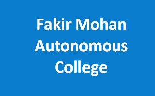 FMAC-Fakir Mohan Autonomous College
