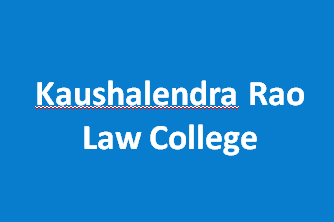 KRLC-Kaushalendra Rao Law College