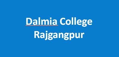 DCR-Dalmia College Rajgangpur