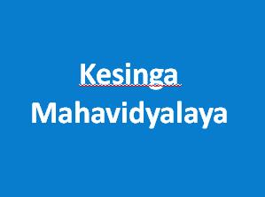KM-Kesinga Mahavidyalaya