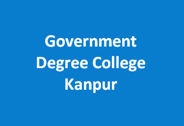GDC-Government Degree College Kanpur