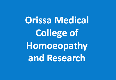 OMCHR-Orissa Medical College of Homoeopathy and Research