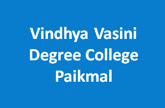 VVDCP-Vindhya Vasini Degree College Paikmal