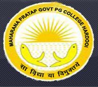 MPGPGC-Maharana Pratap Government PG College