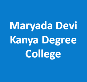 MDKDC-Maryada Devi Kanya Degree College