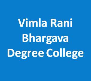 VRBDC-Vimla Rani Bhargava Degree College