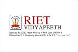 RIETV-RIET Vidyapeeth