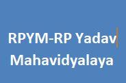 RPYM-RP Yadav Mahavidyalaya